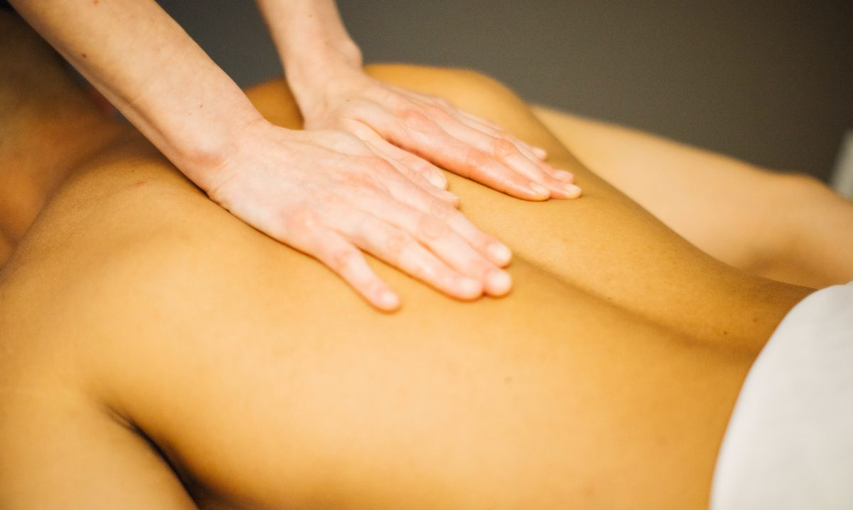 Rittenhouse Massage Therapy helps reduce stress, anxiety and pain