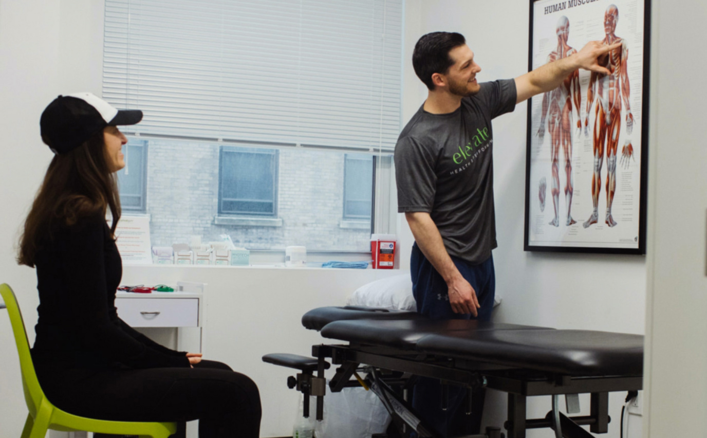 health and performance studio - physical therapy