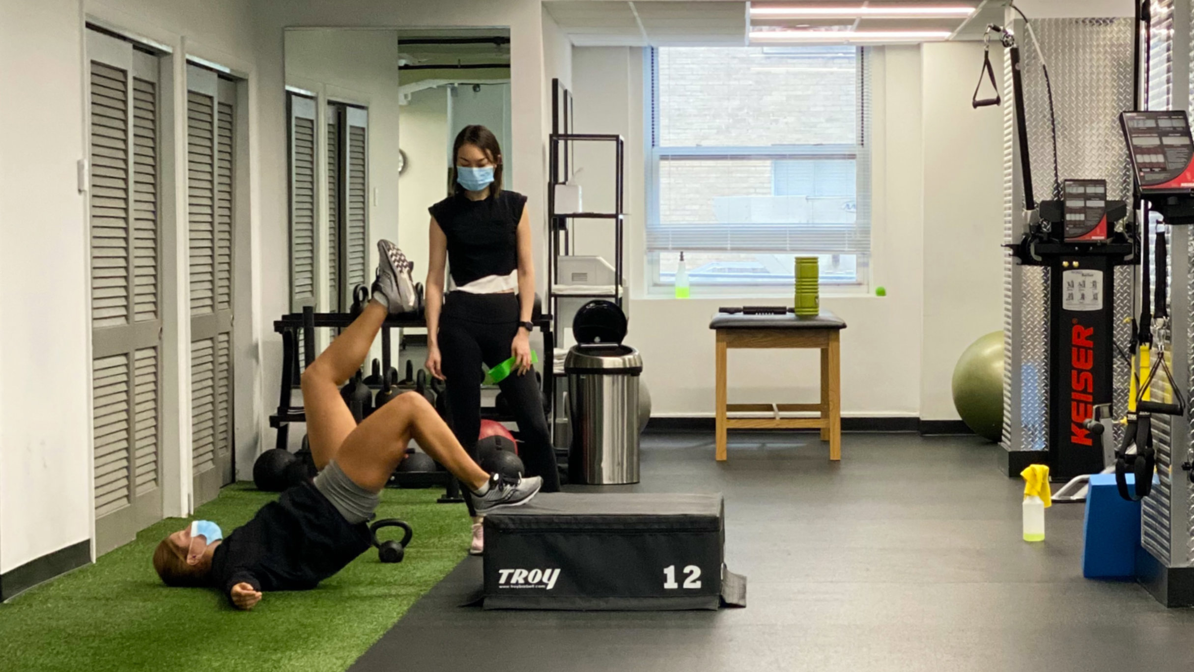 Center City Personal Trainer and Physical Therapy Practice