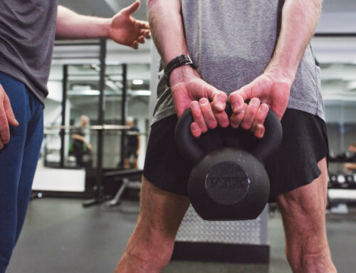 More Exercise Means More Self-Control