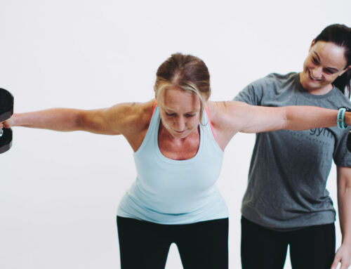 Increased Strength and Mobility = Better Health