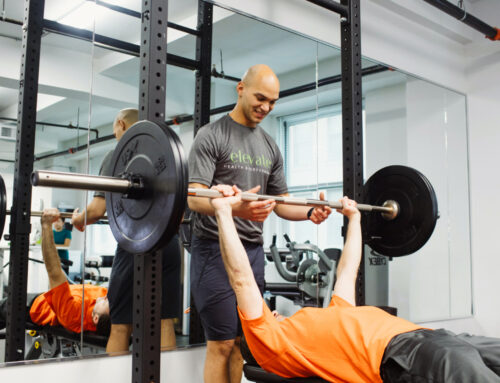 Strength Training and Staying Trim