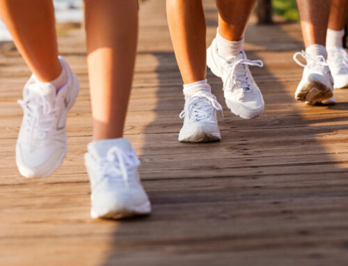 Walking More Leads to Better Sleep