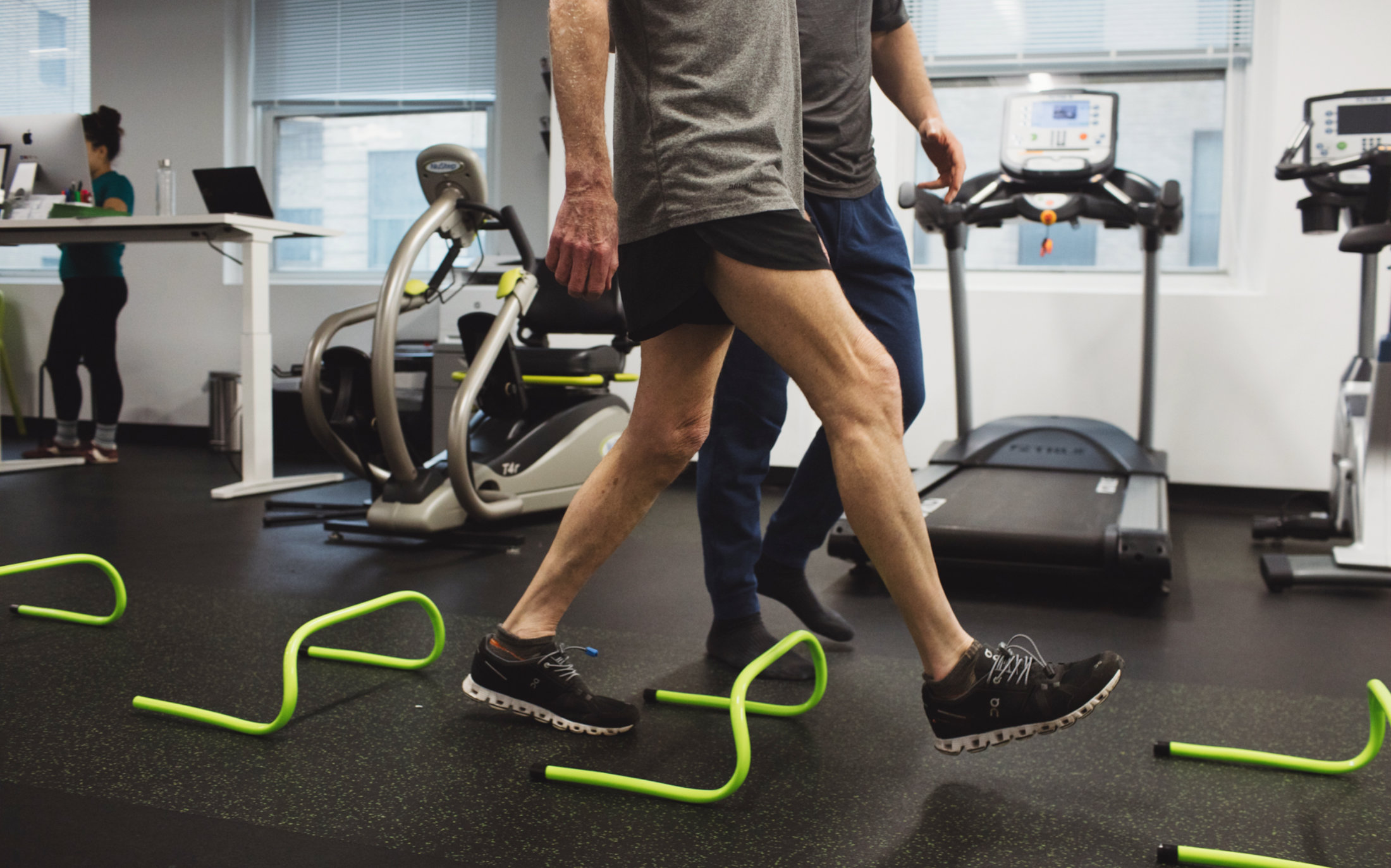 Fitness and Rehabilitation workouts can improve your balance